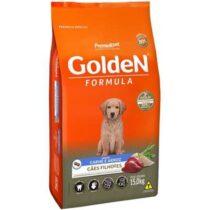 Ração Golden Premier Filhote para Cães Sabor Carne e Arroz 15 Kg-1931830506