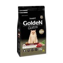 Ração Golden Gatos Castrados - CARNE-31653446