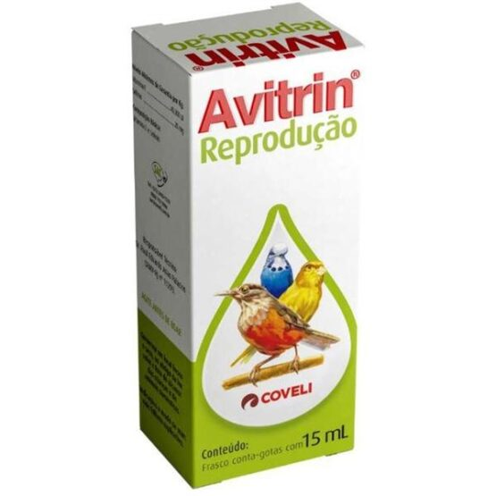 AVITRIN REPRODUCAO 15ML