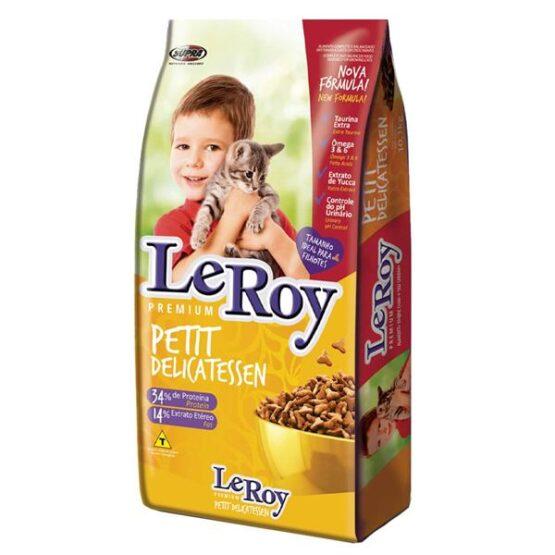 RAÇÃO LEROY PETIT DELICATESSEN