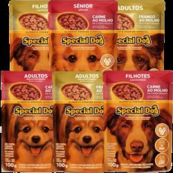 SpecialDog saches