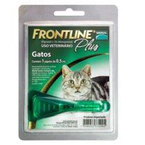 Antipulgas e Carrapatos Frontline Plus para Gatos-456812476