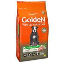 Ração Golden Power Training para Cães Adultos Sabor Frango e Arroz - 15kg-142231309
