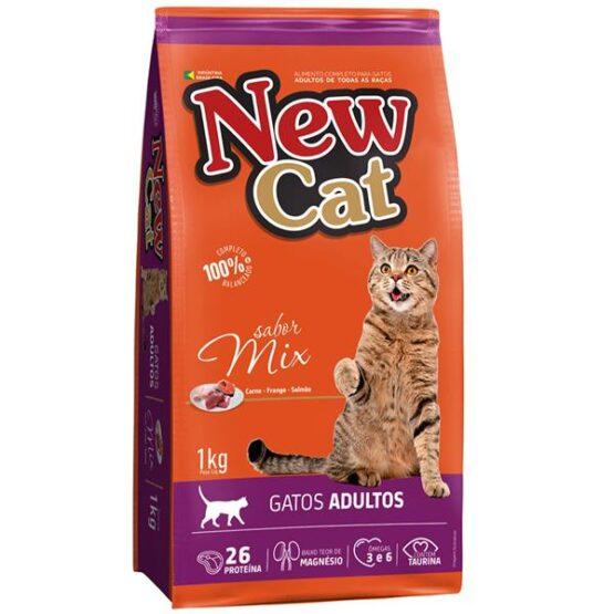 Ração New Cat