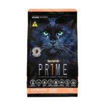 Ração Special Cat PRIME p/ Gatos Castrados - SALMÃO-1541479103
