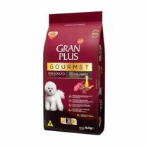 Ração Gran Plus Gourmet para Cães Adultos de Porte Mini Sabor Ovelha-1137322955