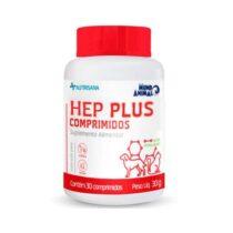 Suplemento Nutrisana Hep Plus para Cães e Gatos 30 Comprimidos-881086472