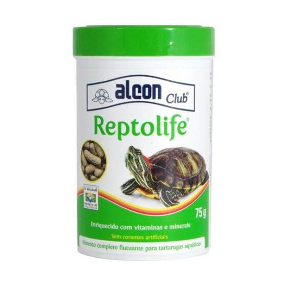 Ração Alcon Reptolife