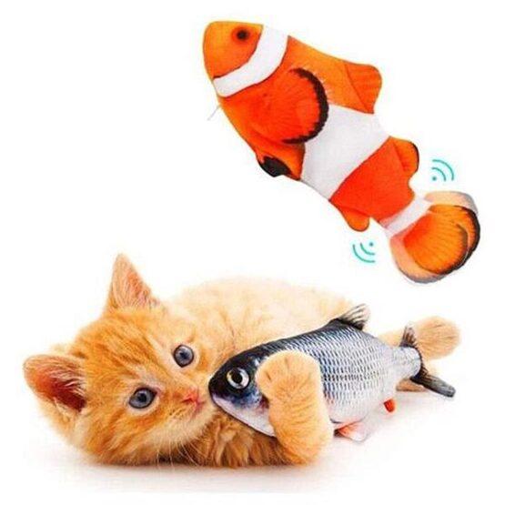 Brinquedo Peixe Vibra