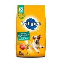 Ração Pedigree Para Cães Adultos Raças Pequenas 15 Kg-2063342297
