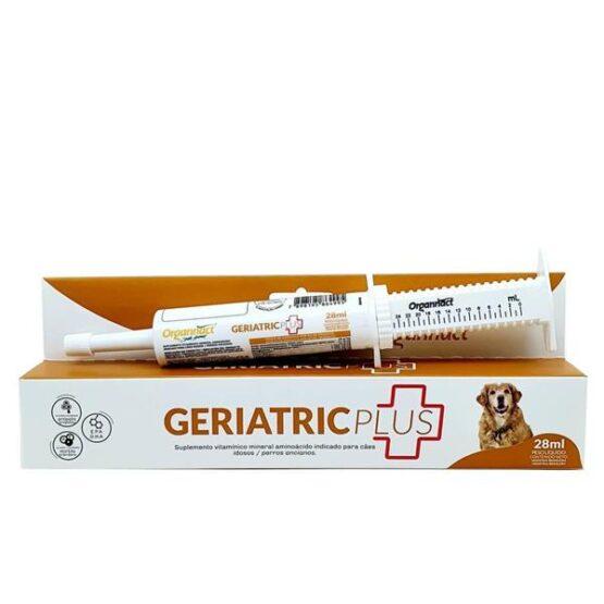 Suplemento Organnact Geriatric Plus 28ML