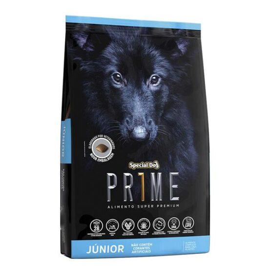 Ração Special Dog Prime Junior para Cães Filhotes