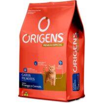 Ração Origens para Gatos Filhotes sabor Frango 10,1Kg-394078568