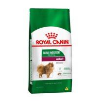 Ração Royal Canin Mini Indoor - Cães Adultos 1Kg-1000778331
