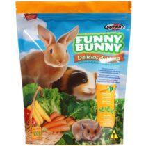 Ração Funny Bunny Delícias da Horta 500g-1587997030