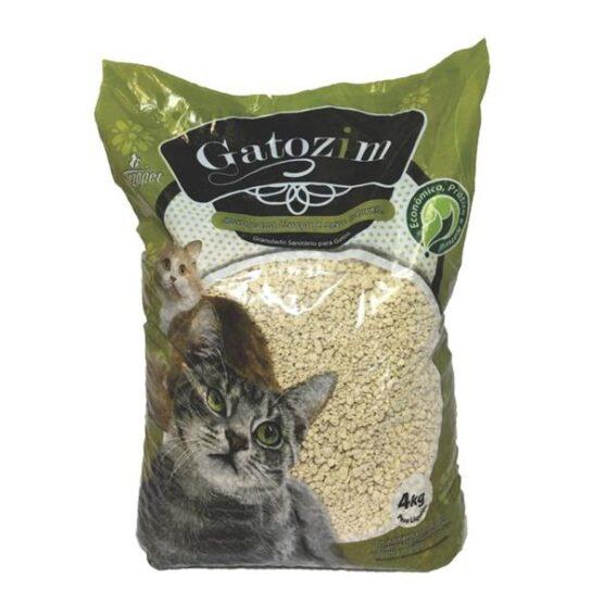Areia para gatos GATOZIN – 4kg