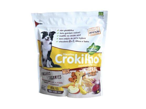 Biscoito Crokilho MIX – 500g