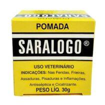 Pomada Cicatrizante Matacura Saralogo para Cães-1473625414