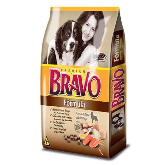 Ração para Cães Bravo Fórmula – 20Kg