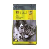 Ração Three Dogs para Cães Adultos de Raças Médias e Grandes Sabor Frango, Carne e Arroz - 15kg-937389659