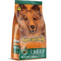 Ração Special Dog Premium Vegetais para Cães Adultos - 10,1kg-235701245