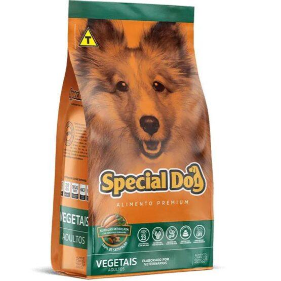 Ração Special Dog Premium Vegetais para Cães Adultos – 10,1kg