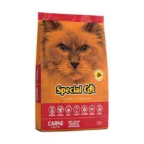 Ração Special Cat carne Premium para Gatos Adultos 10,1kg-1139273064