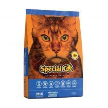 Ração Special Cat Mix Premium para Gatos Adultos 10,1kg-1199667977