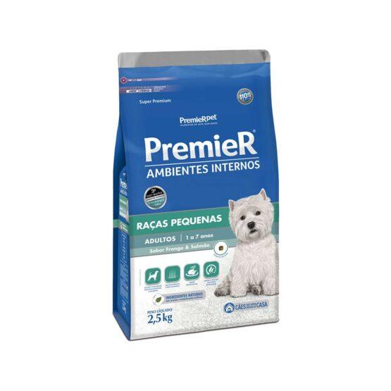 Ração Premier para Cães Adultos Sabor Frango e Salmão 12kg